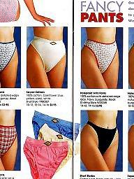 Vintage, Panties, Panty, Lingerie, Vintage lingerie, Pantie