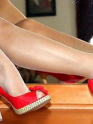 Nylon, Nylon feet, Nylons, Legs, Leggings, Nylons feet