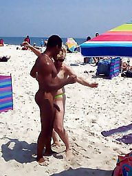 Public, Couple, Couples, Nude beach