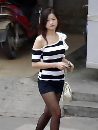 Chinese, Public, Pretty, Chinese girl