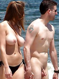 Couples, Nude beach, Couple, Nude couples