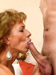 Granny, Granny blowjob, Suck, Mature suck, Mature blowjob, Grannies