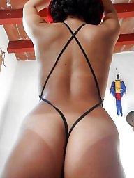 Bikini milf, Amateur bikini