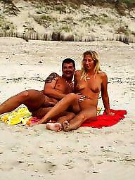 Boys, Nude beach, Dutch, Milf boy