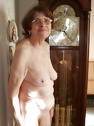 Granny, Saggy, Granny tits, Saggy tits, Old granny, Granny big boobs