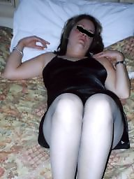Pantyhose, Wife, Tights, Tight, Strip, Wifes