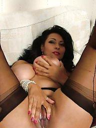 Milf, Mature stockings, Horny, Horny mature, Horny milf, Mature horny
