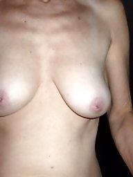 Fisting, Fist, Amateur wife, Mature brunette, Fisted, Brunette mature