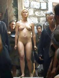 Big tits, Public boobs, Queen