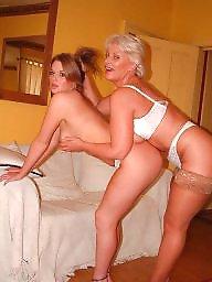 Milf lesbian, Lesbians milf