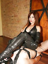 Leather, Latex, Pvc, Mature pvc, Mature latex, Mature mix