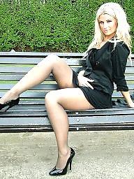 Stockings, Milf stockings