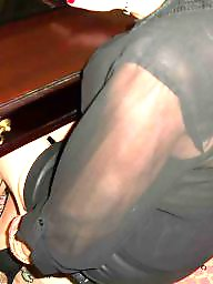 Office, Mature stocking, Mature upskirt, Mature in stockings, Upskirt mature, Xxx
