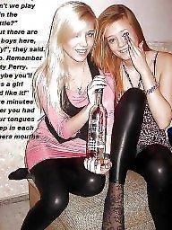 Captions, Caption, Femdom bdsm, Lesbian bdsm