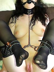 Bondage, Spreading, Spread, Mature spread, Mature spreading, Mature bondage