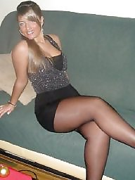 Nylon, Nylons, Milf stockings, Nylon teen, Milf stocking