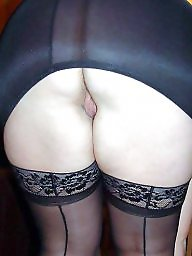 Nylon, Bbw nylon, Bbw nylons, Big butt, Butt, Big butts