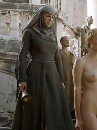 Nude, Big tit, Queen