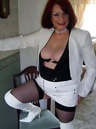 Nipples, Dress, Dressed, Mature nipples, Matures, Mature dress