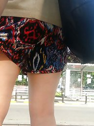 Spy, Short, Shorts, Romanian, Voyeur teen