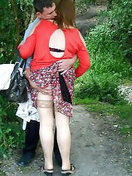 Outdoor, Outdoor mature, Mature public, Mature outdoor, Outdoors, Granny amateur