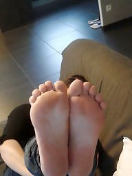 Feet, Bbw feet, Bbw hairy, Hairy bbw, My wife, Hole