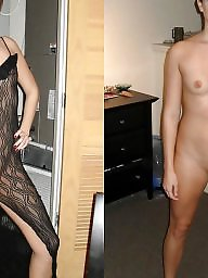 Dressed undressed, Blowjob, Undress, Before, Undressing, Undressed