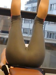 Pantyhose, Spandex, Leggings, Pantyhose voyeur, Legs stockings