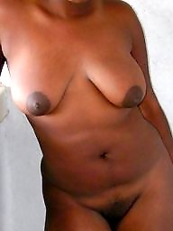 Black bbw, Areola, Big nipples