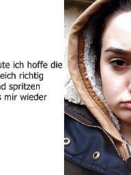 German caption, Caption, Captions, Femdom, Milf caption, German captions