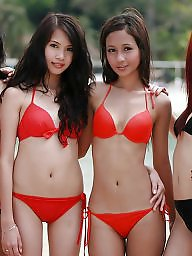 Creampie, Creampies, Girl and girl, Creampied