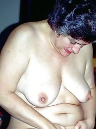 Mature, Granny boobs, Granny, Granny big boobs, Granny stockings, Big granny
