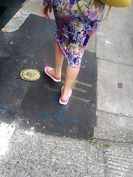Amateur, Feet