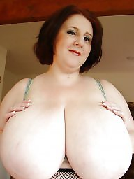 Massive boobs, Massive, Big mature
