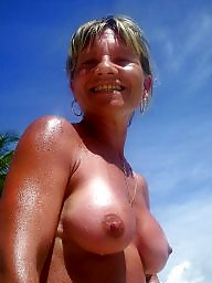 Mature beach, Beach mature, Amateurs, Sun, Mature milfs, Mature love