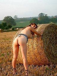 Sexy, Naked, Farm