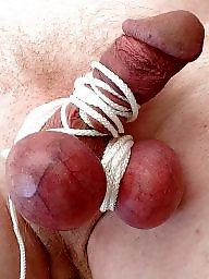 Balls, Cocks, Roped, Rope, Ball