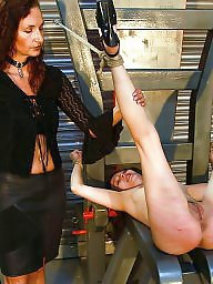 Mature bdsm, Whip, Strip, Bdsm mature, Brunette mature, Whipped