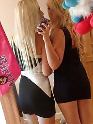 Hard, Teen dress, Dicks, Tight dress, Dick, Teen hard