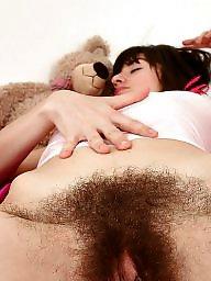 Hairy, Hairy pussy