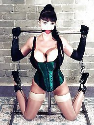 Bdsm, Gagged, Bound