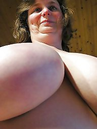 Natural tits, Nature, Bbw women
