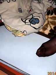 Feet, Stocking, Stocking feet, My wife