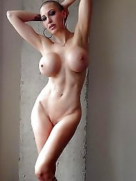 Blonde, Plastic, Blonde big tits