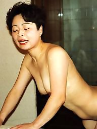 Hairy, Japanese, Japanese milf, Hairy milf, Amateur japanese