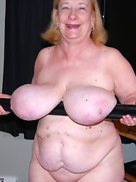 Grandma, Grandmas, Home, Mature boobs, Bbw matures