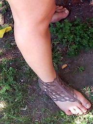 Fetish, Sandals, Toes
