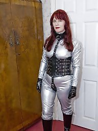 Boots, Pvc, Latex, Mature latex, Leather, Mature boots