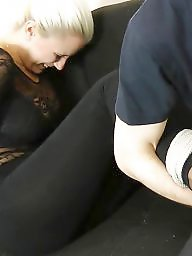 Feet, Nylon feet, Nylon, Nylons, Play, Sweaty