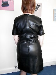 Pvc, Latex, Leather, Mature leather, Amateur mature